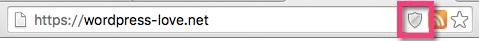 SSLのはずなのに、「https」がグリーンじゃない。。。